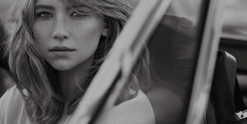 Actress Haley Bennett Ate Dirt For Her Chloé Fragrance Campaign