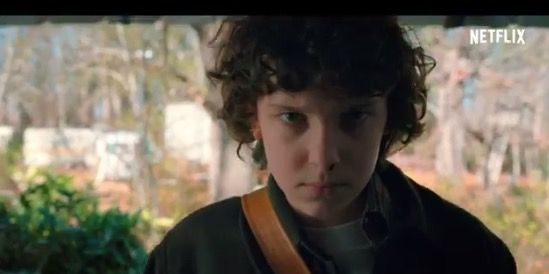 It's here! It's here! A full trailer for the new Stranger Things