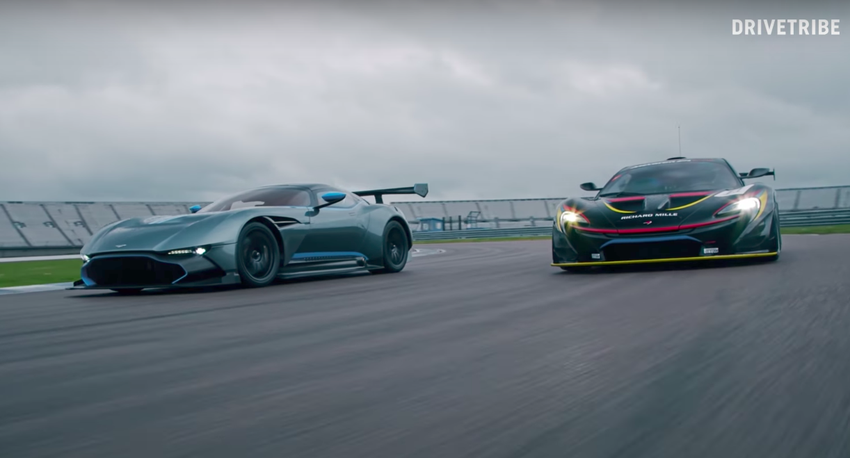 Watch Two Of Britain S Greatest Track Specials Face Off