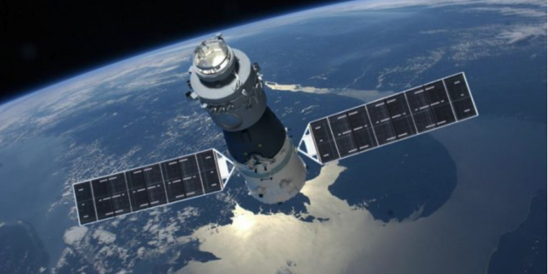 Falling Chinese Space Station to Crash This Weekend