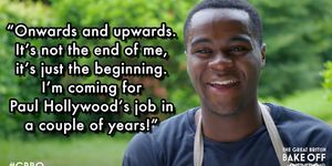 13 times Liam from Bake Off was too pure for this world