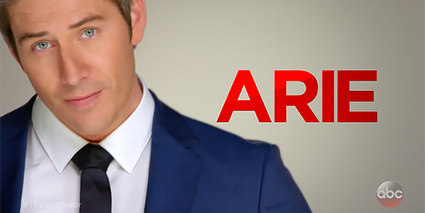 ABC Is Here To Remind You Who Bachelor Arie Because They Know