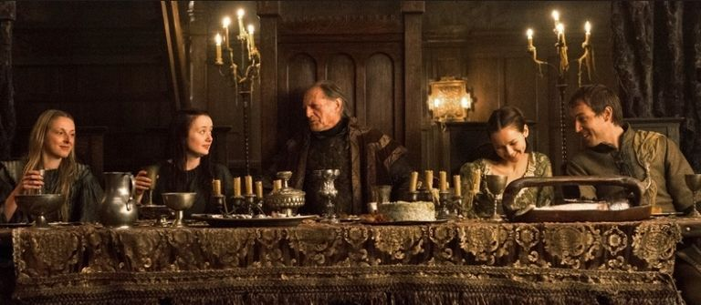 You can attend a Game of Thrones Red Wedding dinner for Halloween