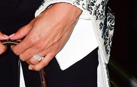 Alicia Vikander Wedding Ring Photos