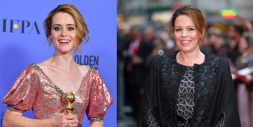 Olivia Colman To Replace Claire Foy In The Crown-1291