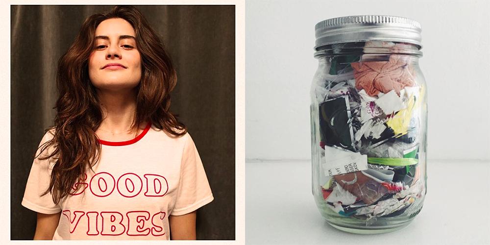 10 Trash Reducing Tips From Zero-Waste Activist Lauren Singer