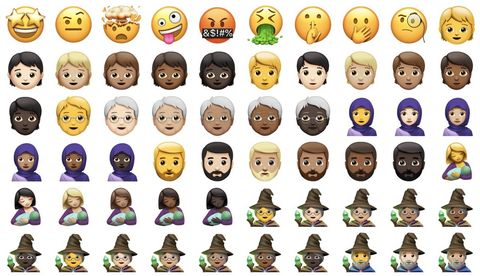 The 70 new emojis are here and they're the best ones yet