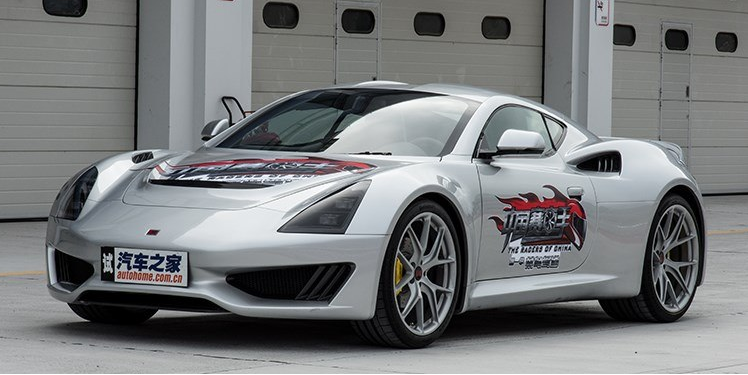 Saleen Is Reportedly Building A Ford Powered Four Cylinder Mid Engine Sports Car