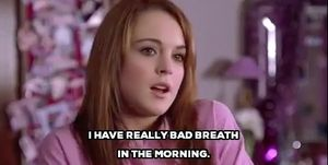 This is why your breath smells so foul in the morning