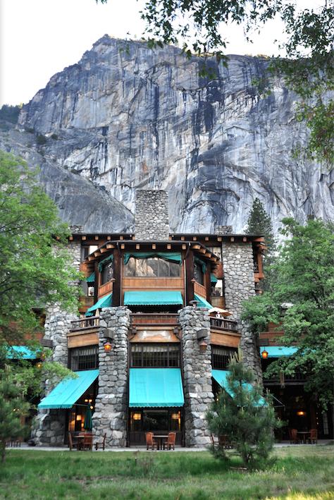 Ahwahnee Hotel in Yosemite National Park