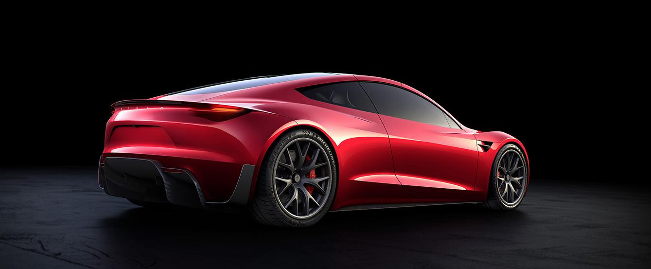 Tesla Roadster Isn't the World's Fastest Car - Tesla