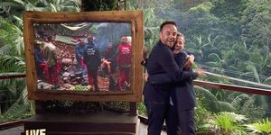 Ant and Dec address his stint in rehab in the most Ant and Dec way possible on I'm A Celeb