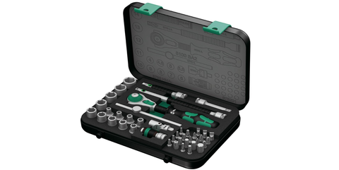 Product, Tool, Tool accessory, Socket wrench, Technology, Wrench, Set tool, Toolbox,