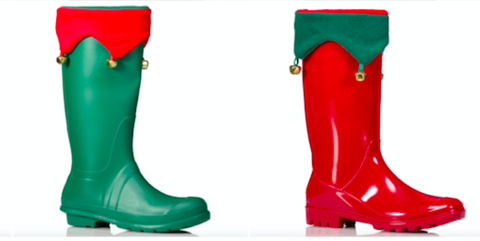 These Elf wellies should be on everyone's Christmas list