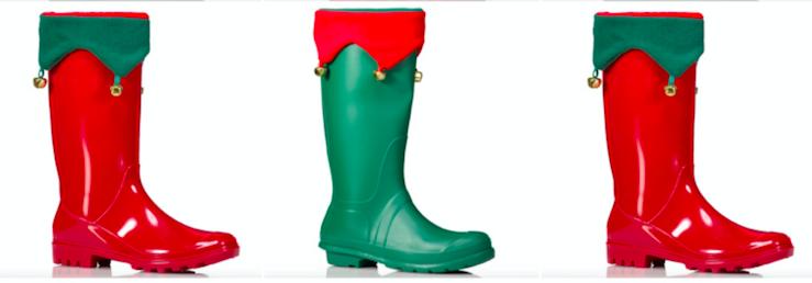 Asda  sc 1 st  Cosmopolitan & These Elf wellies should be on everyoneu0027s Christmas list