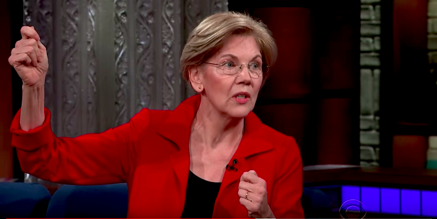 Elizabeth Warren Broke Down Why Everyday Americans Must Mobilize Against the GOP Tax Plan