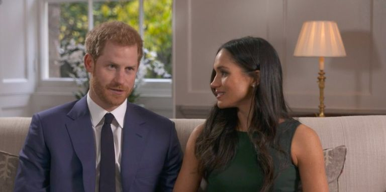 Prince Harry And Meghan Markles Proposal Story Is Literally Perfect