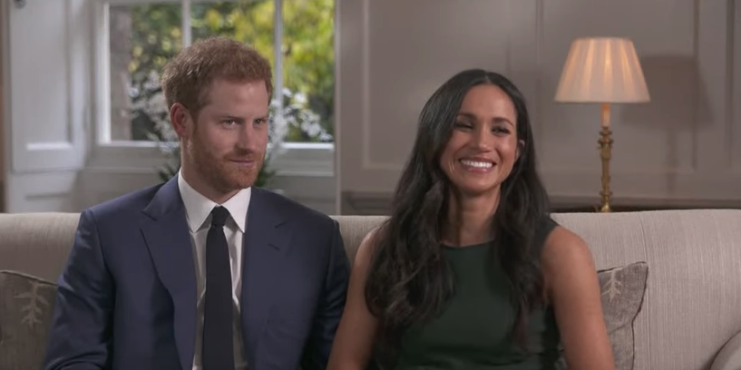 Shortly After Announcing Their Engagement Yesterday Prince Harry And Royal Bride To Be Meghan Markle Went Live On Bbc To Discuss Their Clandestine