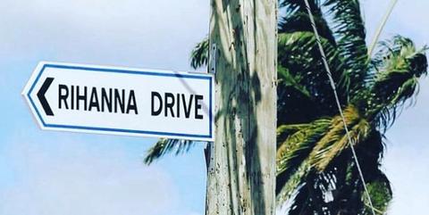 Rihanna Drive