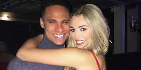 Love Island's Rykard and Rachel have also split :(