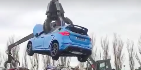 Focus RS Crushed