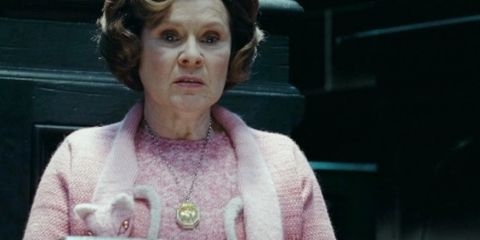 Harry Potter theory: is Umbridge only horrible because she wears the horcrux?