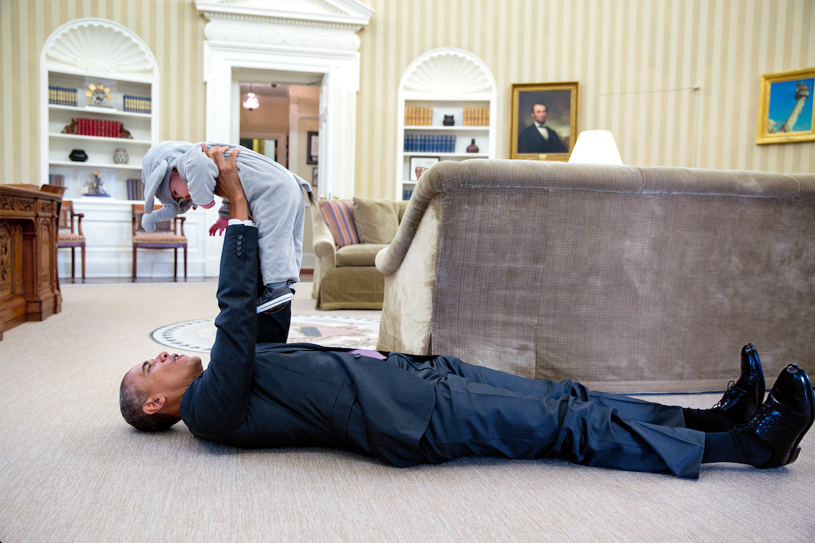 How Pete Souza Became an Instagram ...