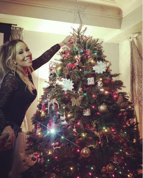 Christmas tree, Christmas, Christmas ornament, Tree, Christmas decoration, Christmas eve, Sky, Woody plant, Fashion, Plant,