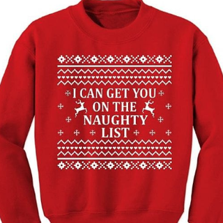 17 Naughty Christmas Sweaters Inappropriate (But Funny