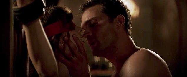 Fifty Shades Of Grey Nude Scenes Review