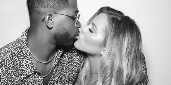 Are Khloe Kardashian and Tristan Thompson also engaged?
