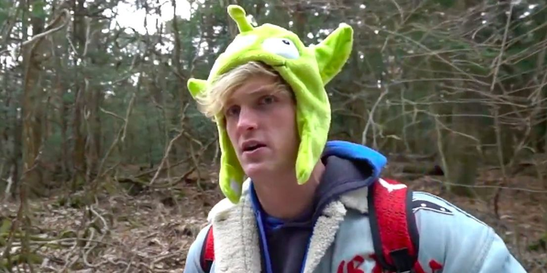 Logan Paul Dead Body