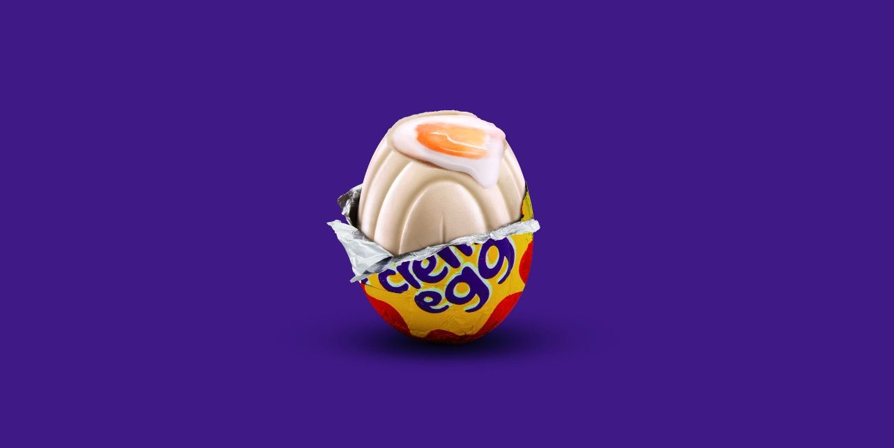 Cadbury just announced white chocolate Creme Eggs