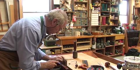 Groovy Find Your Zen Watching This Master Craftsman Hand Carve Machost Co Dining Chair Design Ideas Machostcouk