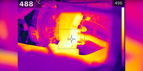 Turbo heat