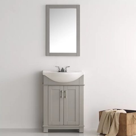Small Bathroom Vanity