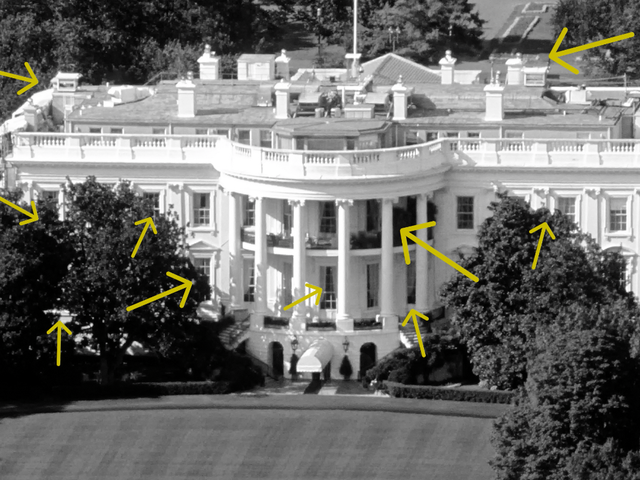 Every Change President Donald Trump Has Made To The White House
