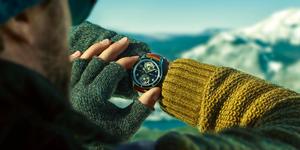Montblanc Horloge