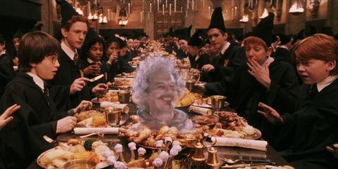 Harry Potter brunch, London, brunch, bottomless brunch, Hogwarts