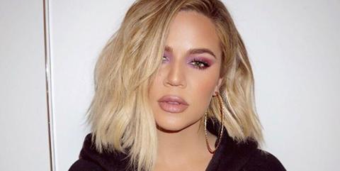 khloe kardashian hoop earrings