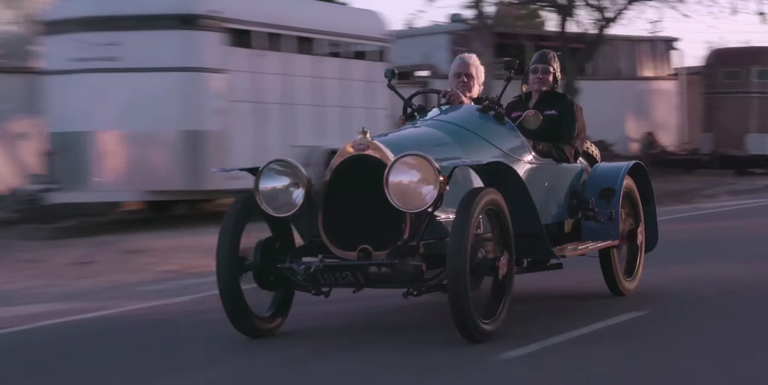 Too Much Oil In Car >> Oldest Running Bugatti in Existence on Jay Leno's Garage