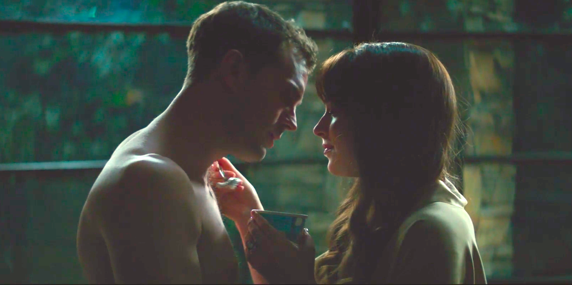 Fifty Shades Freed Ice Cream Clip Watch Fifty Shades Freed Ice Cream Scene