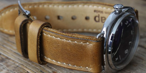Horlogebanden, Panerai, craftmanship