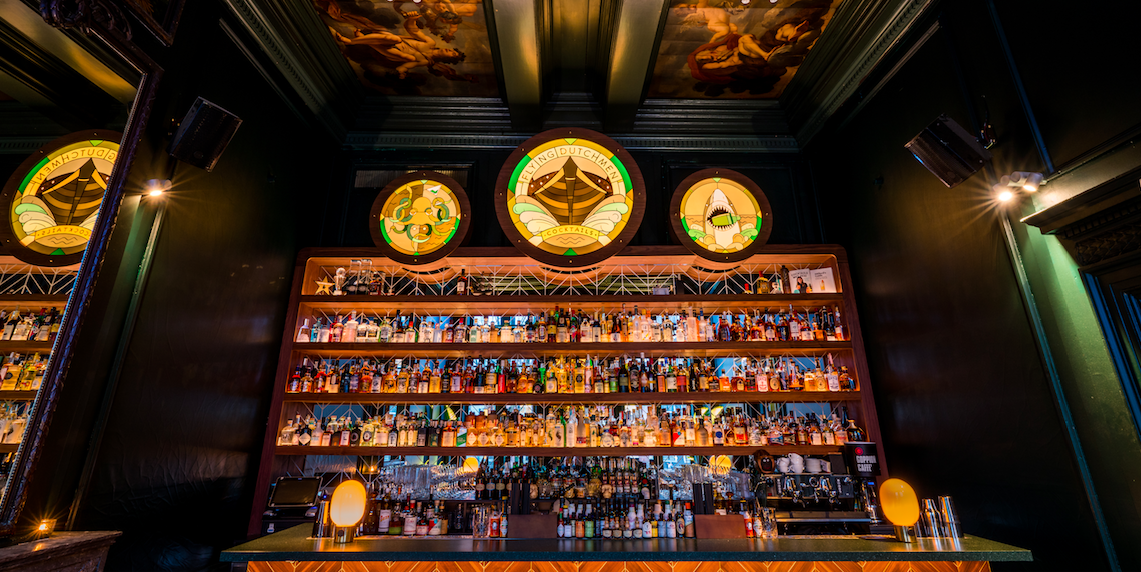 Cocktailbar Amsterdam, Flying Dutchmen, Bar Amsterdam, Cocktails, Hotspot, Amsterdam-Centrum