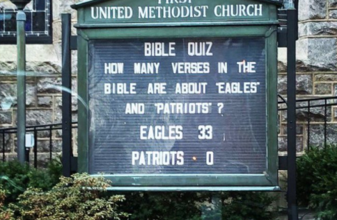 14 Funny Church Signs Best Church Signs Messages
