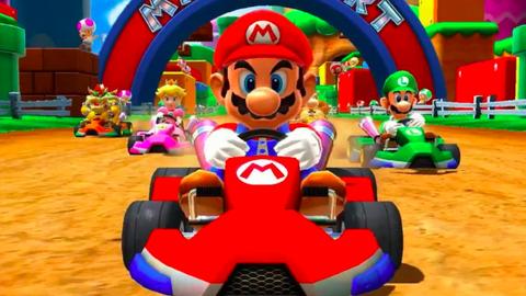 Mario, Kart racing, Fun, Toy, Vehicle, Play, Go-kart, Games, Animated cartoon, Racing video game,