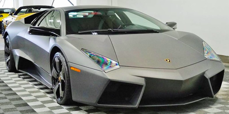 The Last Lamborghini Reventon Ever Built Is For Sale