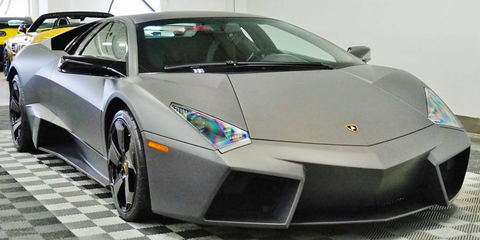 The Last Lamborghini Reventon Ever Built Is For Sale Quizcards Info