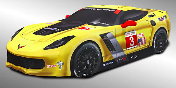 Chevy Sells a Car Cover to Let Your Corvette Dress Up Like ...