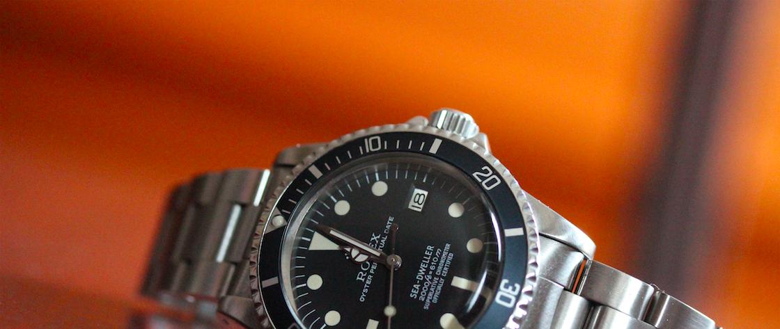 Rolex Sea-Dweller Vintage horloge